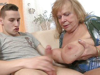 MILF with Boy